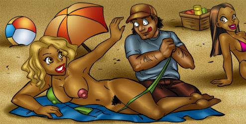 Brazil hunter porn